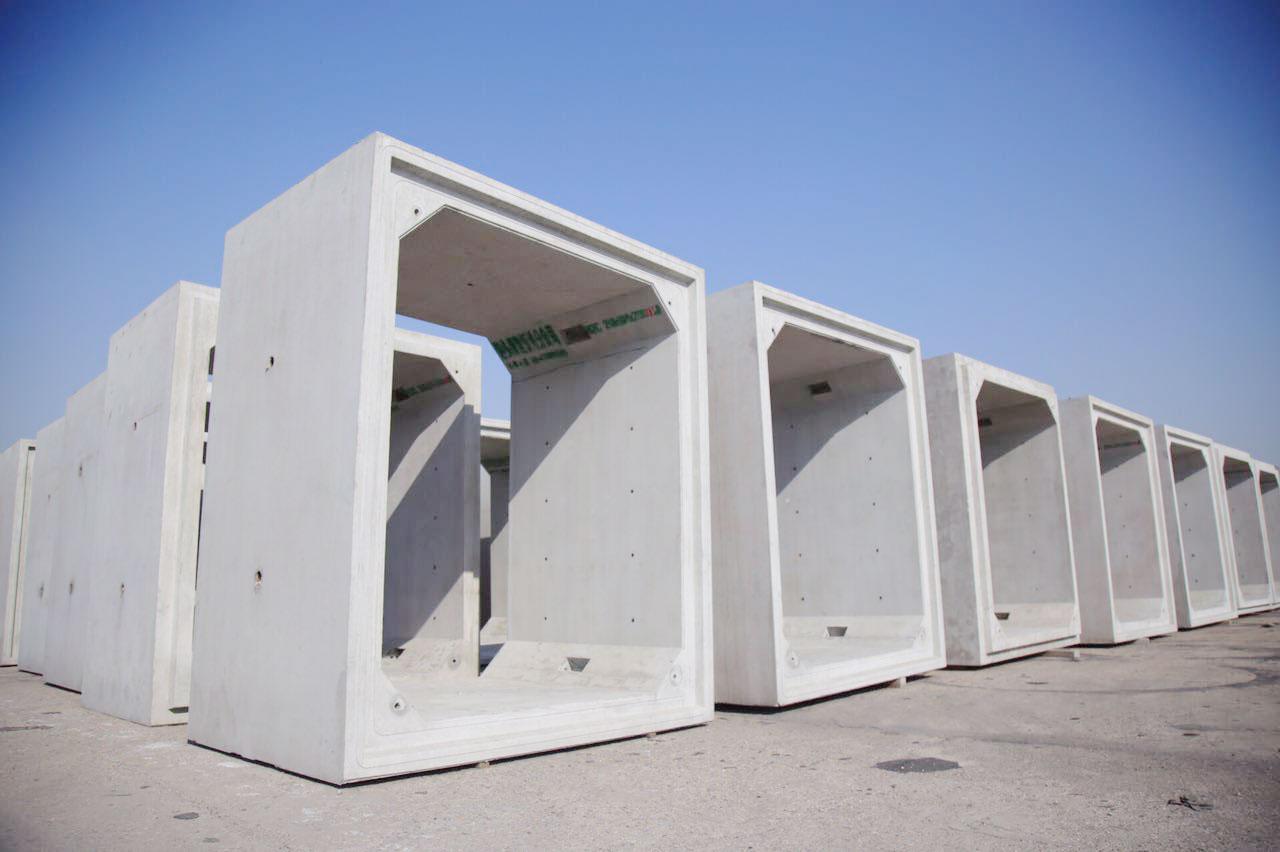 预制混凝土管廊