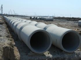 康巴什园区排水工程