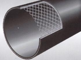 给水用钢丝网骨架塑料复合管