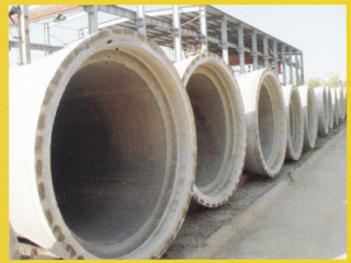 预应力混凝土输水管